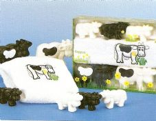 Cow Farm Gift Box
